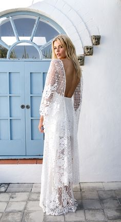 Grace Loves Lace Boho Wedding Dress