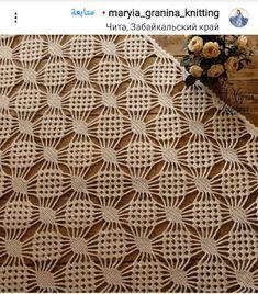 Crochet Knitting Handicraft: Shawl by spider stitch Crochet Motif, Irish Crochet, Crochet Shawl, Crochet Flowers, Crochet Stitches, Crochet Patterns, Childrens Crochet Hats, Crochet For Kids, Crochet Tablecloth