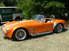 AC Cobra..Re-pin Brought to you by agents at #HouseofInsurance in #EugeneOregon for #AutoInsurance