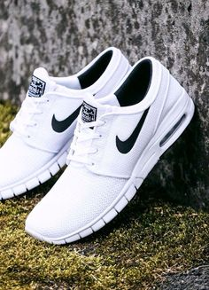 brand new 85e94 37850 White Nike Tennis Shoes, Nike Shoes