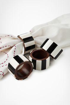 napkin rings.