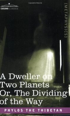 "A Dweller on Two Planets was ""channeled"" to FREDERICK SPENSER OLIVER (1866-1899) at his Northern California home near Mount Shasta over a period of three years, beginning when he was seventeen. The true author, according to Oliver, was Phylos the Thibetan, a spirit and one-time inhabitant of the lost continent of Atlantis. Oliver claimed not to have written any of the text, asserting here that he was merely transmitting that which Phylos revealed to him."