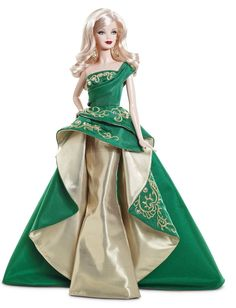 Collectible Holiday Barbie Doll | Click in Image for Larger View