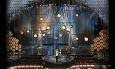 2013 Oscars Scenic Design by Derek Mc Lane