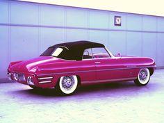 1954 Dodge Firearrow Convertible (Ghia)