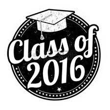 Resultado de imagen para letras de graduacion 2016