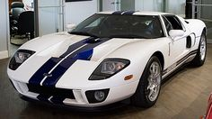 2005 Ford GT | Mecum Auctions Ford Gt40, Ford Mustang, Ford Gt 2005, Dodge Power Wagon, Bmw Series, Fancy Cars, Henry Ford, Top Cars, Performance Cars