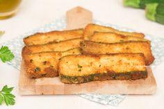 Cotolette di Zucchine Fritte o al Forno.Deliziose in entrambi i modi vanno sempre a ruba!