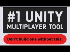 My Unity Multiplayer Asset - Don't build a multiplayer project without this I Am Game, Save Yourself, Unity, Building, Youtube, Projects, Log Projects, Blue Prints, Buildings