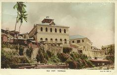 Old Port Mombasa 1955