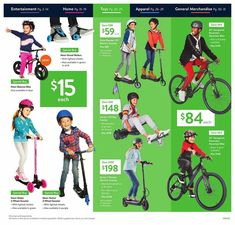 Walmart Black Friday 2019 Ads and Deals Browse the Walmart Black Friday 2019 ad scan and the complete product by product sales listing. Walmart Black Friday Ad, Black Friday News, Black Friday 2019, Christmas Deals, Balance Bike, Ads, Coupons, Coupon
