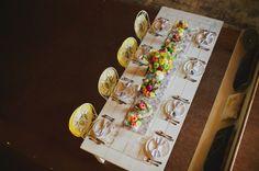 Barn Wedding Reception http://dodsonorchards.com