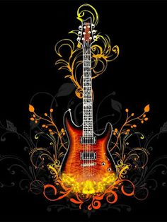 Acoustic Guitar Photography, Galaxy Flowers, Blue Butterfly Wallpaper, Guitar Wall Art, Woodstock, Greek Mythology Art, Stylist Tattoos, Easy Guitar, Music Backgrounds
