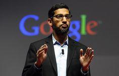 Google CEO Sundar Pichai Backs Apple In FBI Encryption Debate