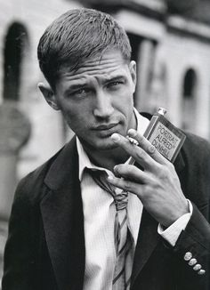 Loves me some Tom Hardy  @Brittany Horton Berge... And yes, the Tasty Treats board is the appropriate place for this pin ;)