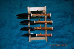 Turkey Creations - Home I have purchased 3 of these well made knives. The last two were from a 4 year old Mississippi Tom I got on the Spring hunt 2013. High quality, usable, and/or a great way to memorialize a wonderful bird and hunt.