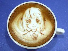 dibujos de anime en tasas de cafe - Buscar con Google