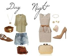 Taupe & Monochrome outfit