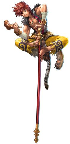 Xiba from Soul Calibur 5
