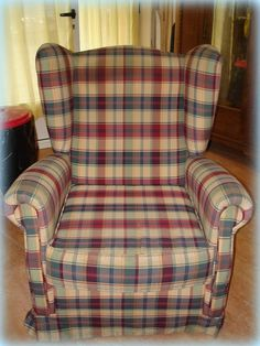 Wingback Chair, Armchair, Accent Chairs, Furniture, Home Decor, Wordpress, Sewing, Diy, Furniture Restoration