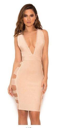 I like the style of the bandage dress,very nice !!!