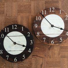 #twinning cutie clocks!😏