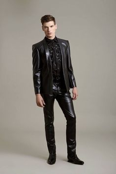 Gay leather Belgium