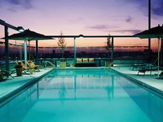 Loophole: The Daycation package (through July 30) includes poolside reflexology, a 30-minute rooftop massage, and a gift bag filled with gender-neutral beauty products—plus, all-day access to the hotel's pool at either its Park Avenue or Meatpacking District locations. Make sure to show up early to snag a deck chair.  Why you should go: Both hotels have a rooftop pool—a rarity for Manhattan—and offer some of the best views of New York City from above. As part of the package, you'll get a…