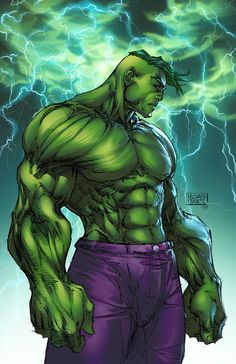 The Hulk | Thoughtful Thursdays: HULK!!!