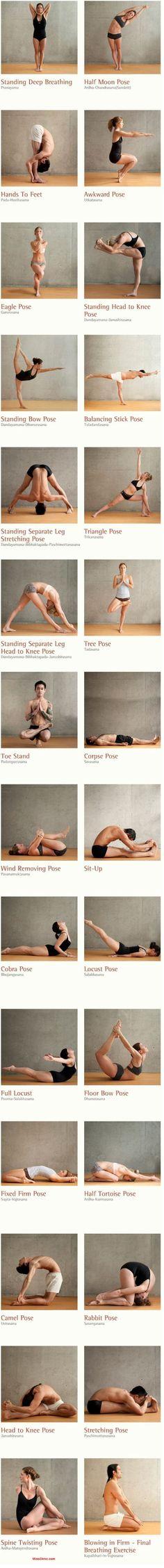 (630) Jubii Mail :: 10 pins inden for Yoga, du måske synes om