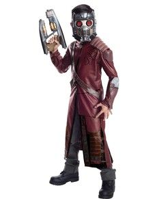 Star-Lord kostume Guardians of the Galaxy til børn
