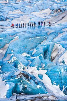 Sólheimajökull Glacier in Vik, Suðurland | Iceland