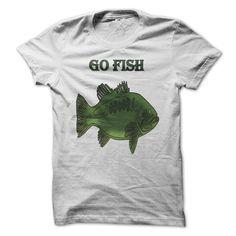 Click here: https://www.sunfrog.com/Fishing/Go-Fish-Green-Fish-T-Shirt.html?22422 Go Fish Green Fish T-Shirt