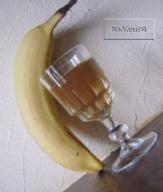 Recette de liqueur de banane