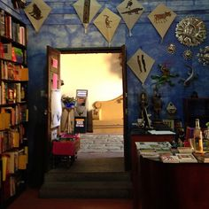 Amate Books Loft, Bed, Books, Painting, Furniture, Home Decor, Libros, Decoration Home, Stream Bed
