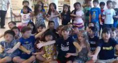 https://www.youtube.com/watch?v=oxYN8BypZp0 Through Google Hangouts, Hōkūleʻa masternavigator Bruce Blankenfeld talks with kindergarten students at Pu