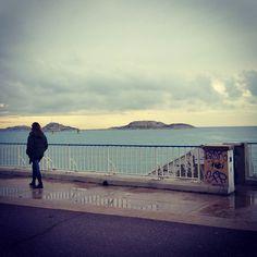 Marseille après la pluie.