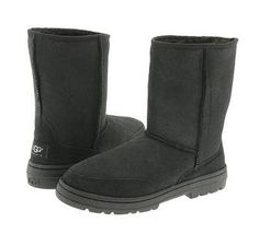Black Ultra Short UGG Boots!super cheap, we have any style you want. $92 check it out!