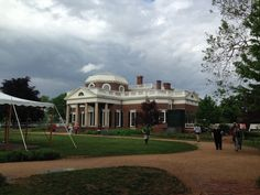 Monticello, Jefferson's house in Virginia [3264 × 2448] - Cool Houses Pictures And Dream Home Unique Designs, Big, Medium Size And Small House Design Ideas