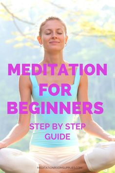 Meditation for beginners, step by step guide. morning meditation for beginners, learn how to meditate, mindfulness meditation, meditation for beginners before bed, #mindfulness #meditation #meditationforbeginners #yoga