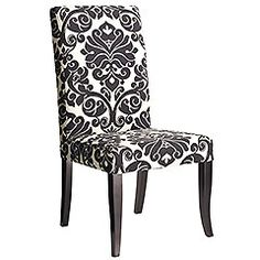 this chair would be a nice addition to a dining set, or as an accent piece in a bedroom or livingroom