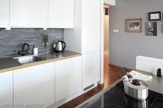 8 kuchni minimalistycznych | SPOD KANAPY