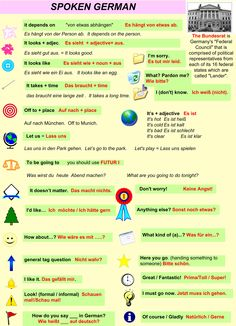 Spoken German phrases repinned by www.gorara.com