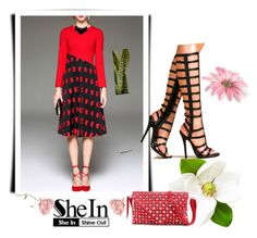 """""""Shein 8"""" by amelaa-16 ❤ liked on Polyvore featuring shein"""