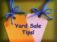 All My Best Yard Sale Tips For The Highest Yard Sale Profits