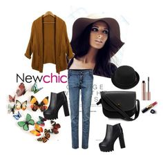 """""""NewChic"""" by barbara-996 ❤ liked on Polyvore featuring Chanel, chic, New and newchic"""