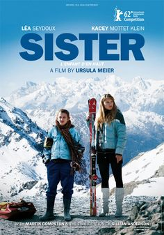 L'enfant d'en haut (original title) - A drama set at a Swiss ski resort and centered on a boy who supports his sister by stealing from wealthy guests.