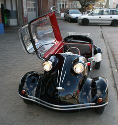 messerschmitt kabinenroller   Messerschmitt Kabinenroller TG 500 - offen