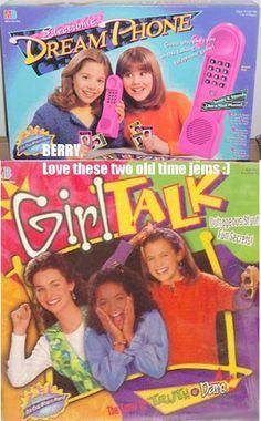 Dream Phone & Girl Talk!