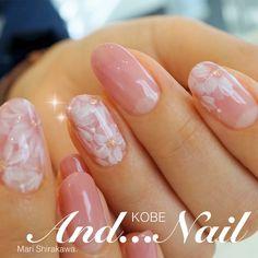 Pretty Japanese nail  - ilyena